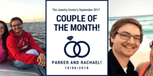 September 2017 Couple of the Month: Rachael and Parker