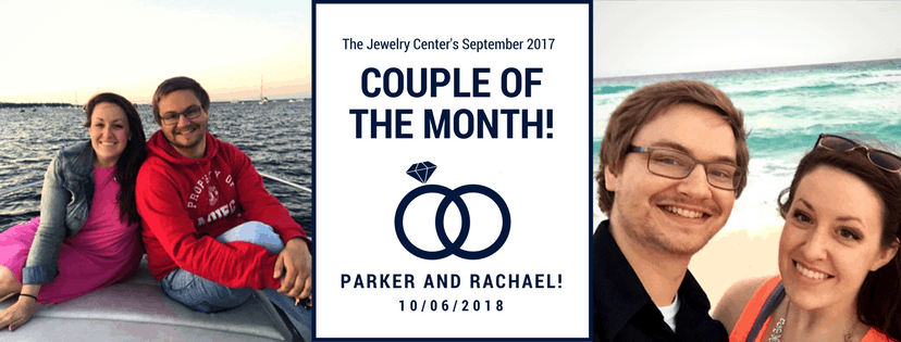 Read more about the article September 2017 Couple of the Month: Rachael and Parker