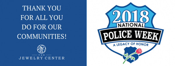 Police Officers Receive a Free Watch Battery This Week!