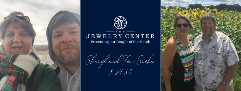 August 2019 Couple of the Month – Sheryl and Tom