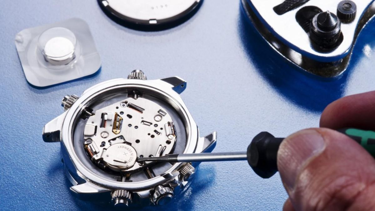 Now Introducing: Ship-In Watch Battery Service