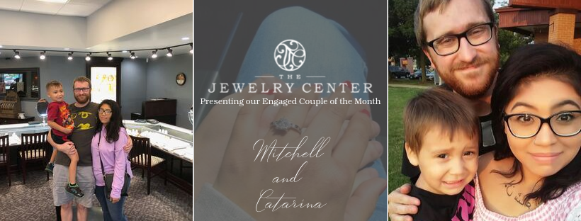 September 2019 Couple of the Month – Catarina and Mitchell